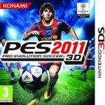 Pro Evolution Soccer 2011 3D (USA) (Multi3) 3DS ROM CIA